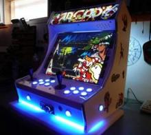 Tutorial construir máquina bartop arcade kit con una raspberry pi 2 jugadores