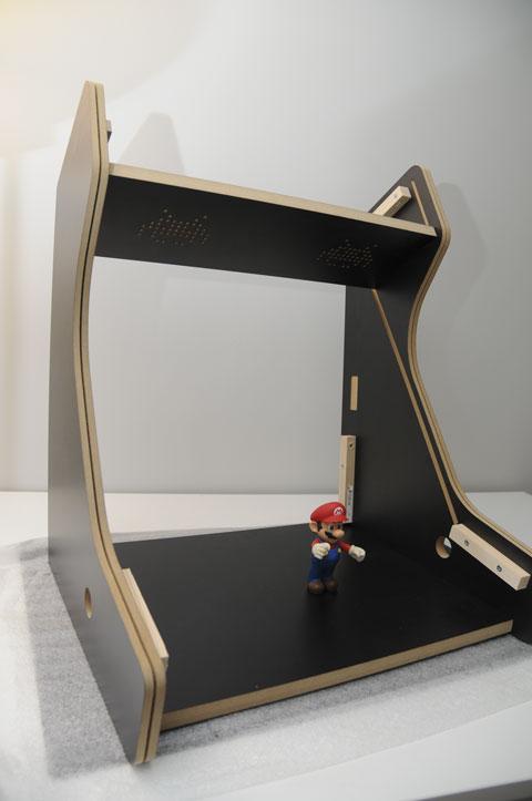 Estructura kit bartop arcade