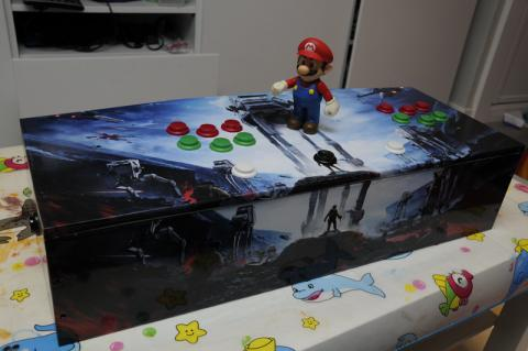 Montar botones y raspberry pi recreativa con kit cpo por for Conectar botones arcade a raspberry pi 3