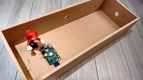 montar kit bartop arcade cpo