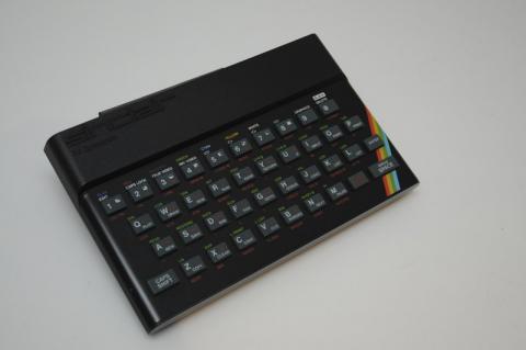 Ordenador Sinclair Zx spectrum 16kb/48kb