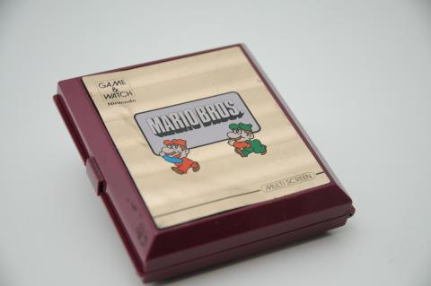 cambiar pantalla game & watch