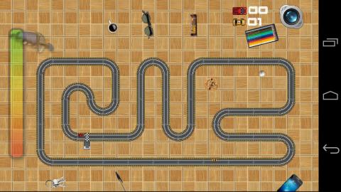 Juego scalextric android