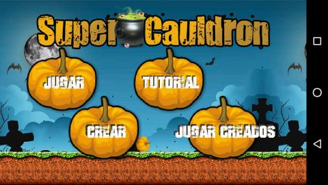 juego android super cauldron