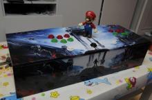 montar kit bartop arcade cpo con raspberry pi