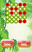 Juego lights on frutas