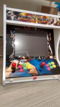montar maquina recreativa bartop arcade con raspberry pi