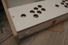montar kit bartop arcade