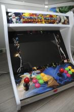 maquina recreativa bartop arcade raspberry pi